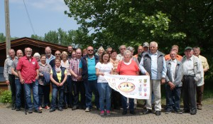 die Teilnehmer der Sommertagung 2016 in Sachsen-Anhalt
